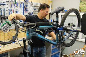 Servisný mechanik bicyklov Roland Zórád - Servis bicyklov v Leviciach