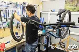 Servisný mechanik bicyklov aelekrobicyklov Roland Zórád - Oprava bicyklov Levice