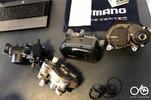 Pohonná jednotka / elektromotor Shimano Steps - Servis bicyklov Levice